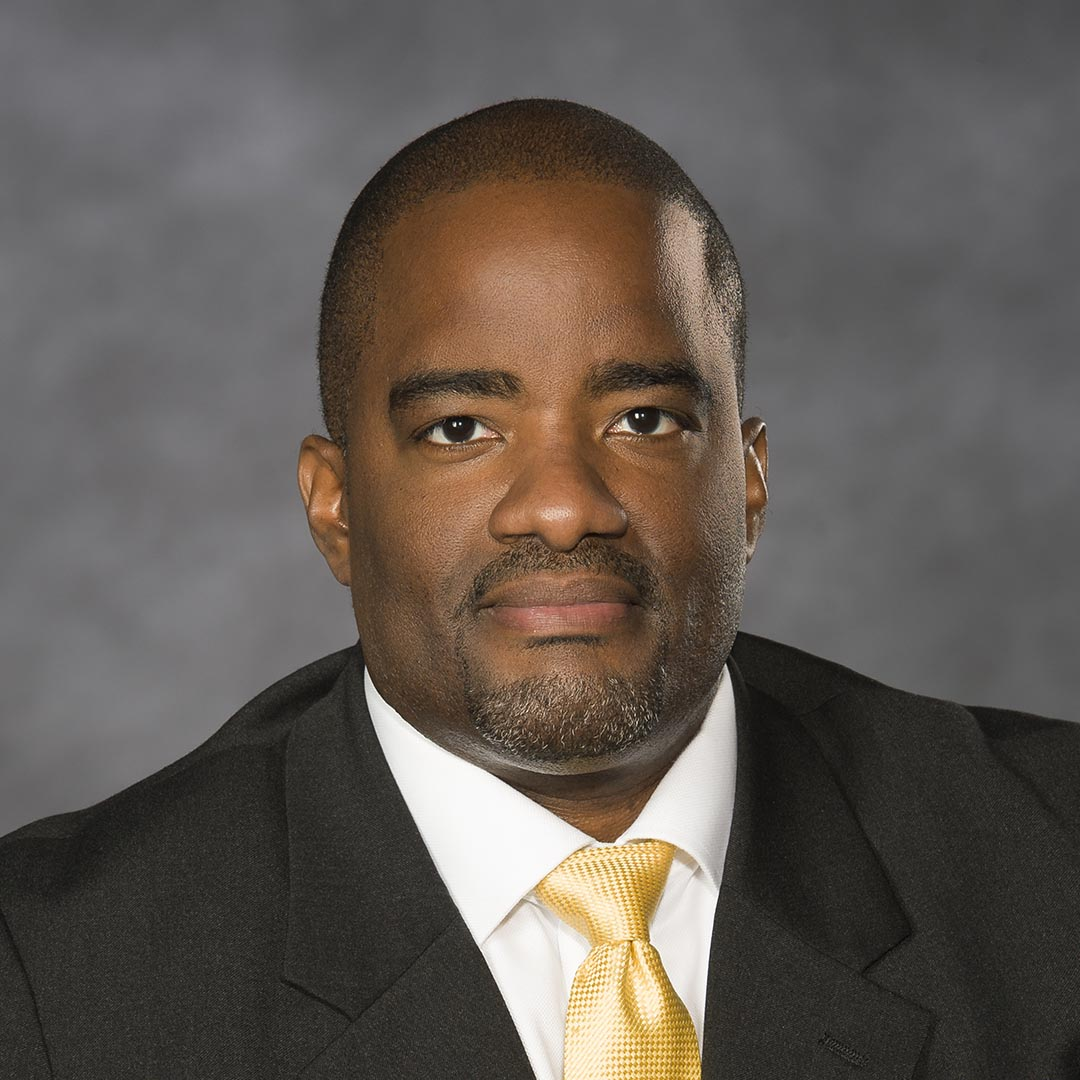 Headshot of Dr. Andrew Daire, dean of the VCU School of Education.