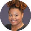 Headshot of Kenedy Edmonds, undergraduate recruitment coordinator in the VCU School of Education.